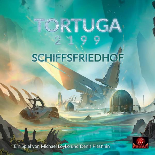 Tortuga 2199: Schiffsfriedhof