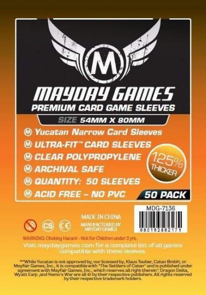 Mayday Premium 54 x 80 mm Size (50x)