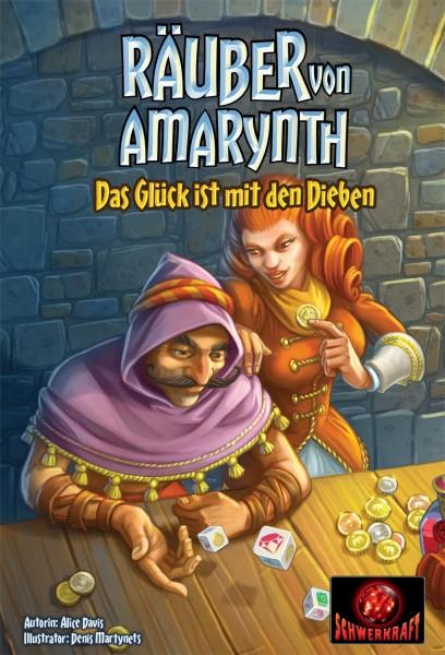 Räuber von Amarynth: Das Glück ist mit den Dieben