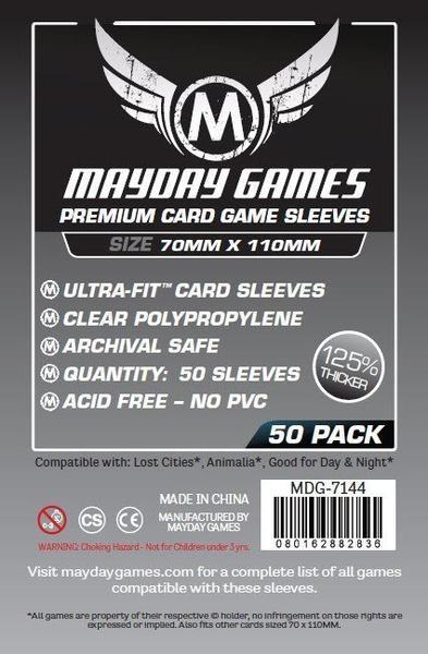 Mayday Premium 70 x 110 mm Size (50x)
