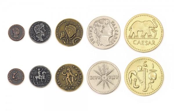 Römisches Spielgeld