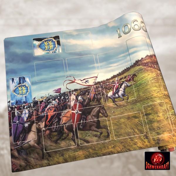 1066 - Der Kampf um England: Spielmatte