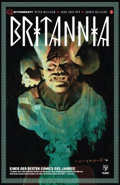 Britannia - Band 1: Der Teufel von Britannia