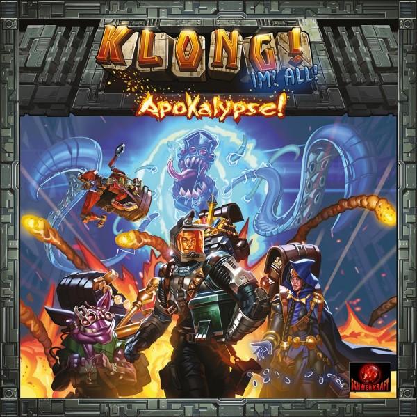 Klong! im! All!: Apokalypse