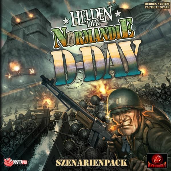 Helden der Normandie: D-DAY Szenarienpack