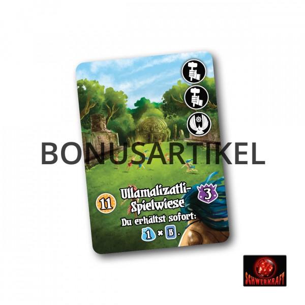 Valeria - Königreich der Karten: Ullamalizatli-Spielwiese
