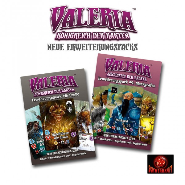 Valeria-Mini-Erweiterung