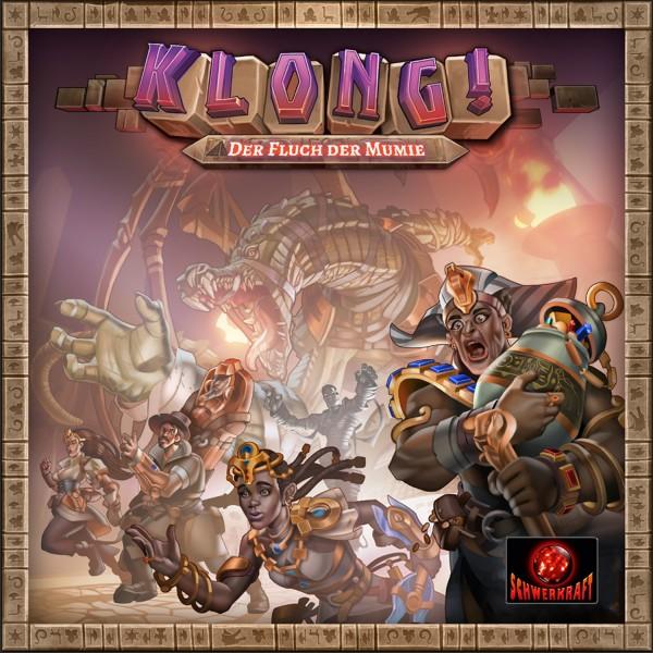 Klong!: Der Fluch der Mumie