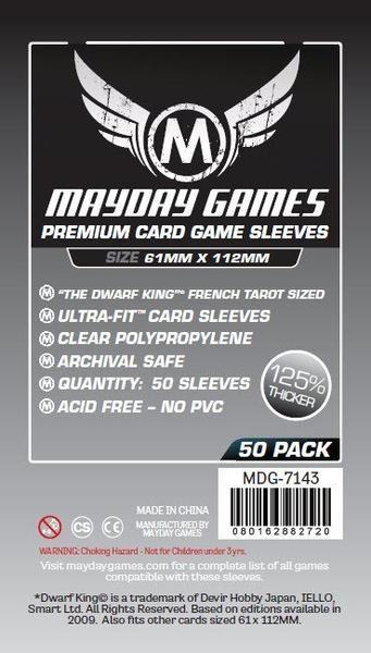 Mayday Premium 61 x 112 mm Size (50x)