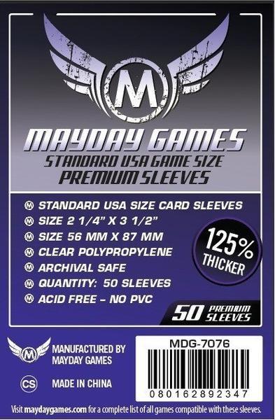 Mayday Premium USA Game Size (50x)