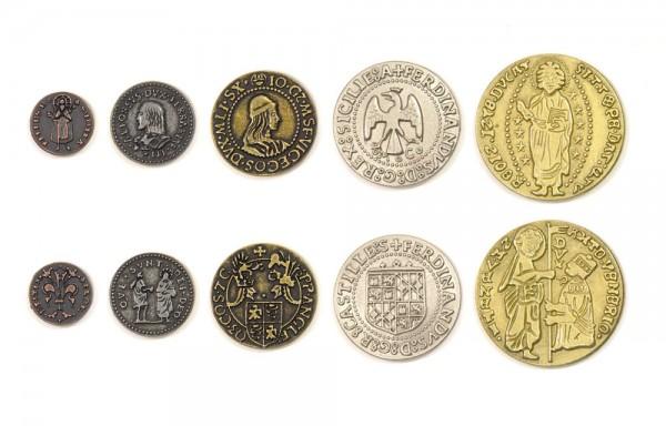 Renaissance-Spielgeld