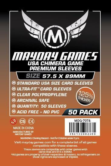 Mayday Premium USA Chimera Size (50x)
