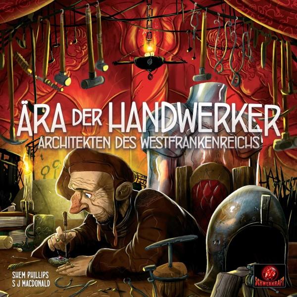 Architekten des Westfrankenreichs: Ära der Handwerker