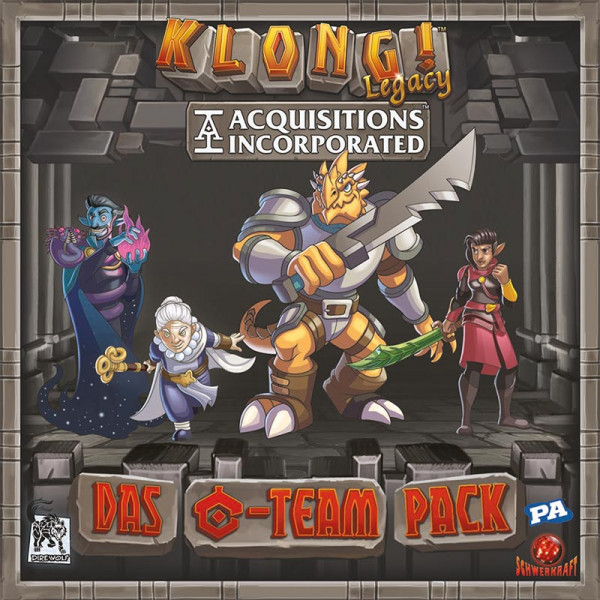 Klong!: Das C-Team