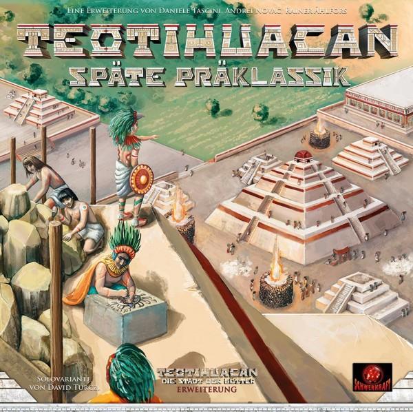 Teotihuacan: Späte Präklassik