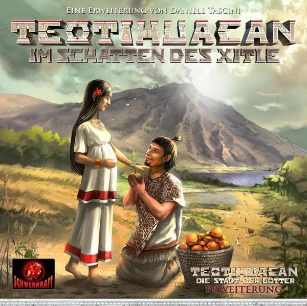 Teotihuacan: Im Schatten des Xitle