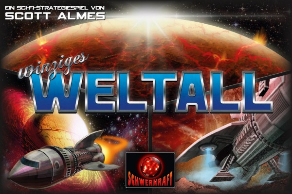 Winziges Weltall