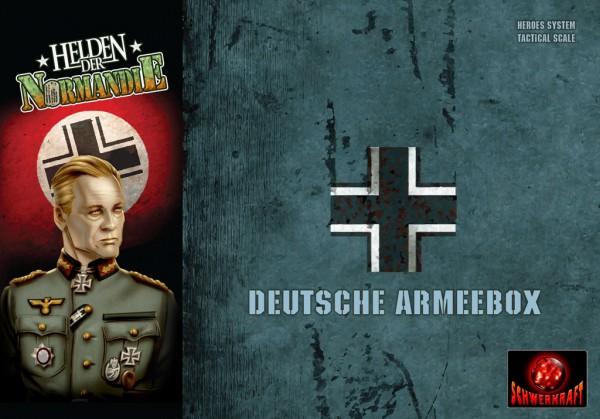 Helden der Normandie: Deutsche Armeebox
