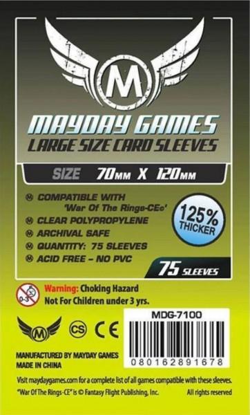 Mayday Premium 70 x 120 mm Size (75x)