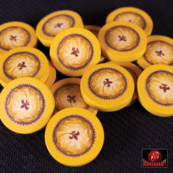 Chocolatiers: Holz-Pralinen
