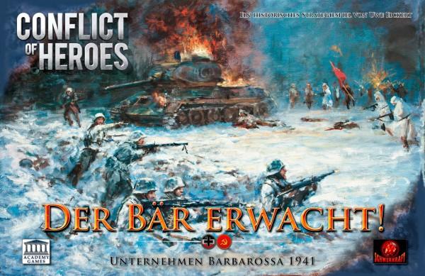 Conflict of Heroes: Der Bär erwacht!
