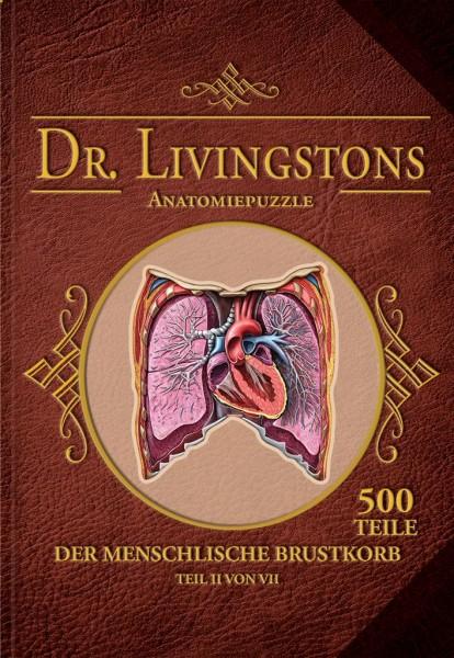 Dr. Livingstons Anatomiepuzzle: Brustkorb