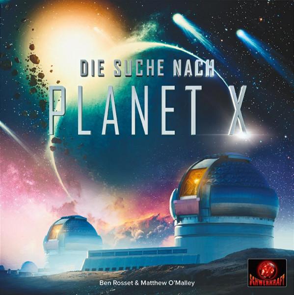 Die Suche nach Planet X