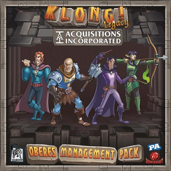 Klong!: Oberes Management