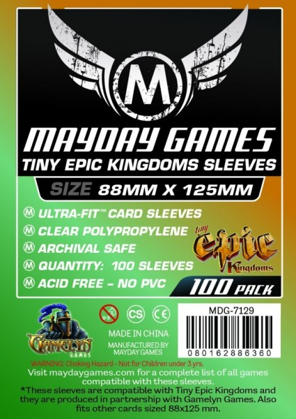 Mayday Tiny Epic Kingdoms (100x)