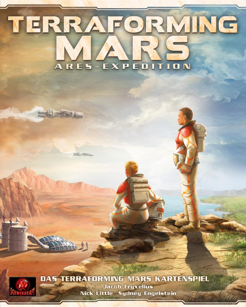Terraforming Mars - Ares-Expedition