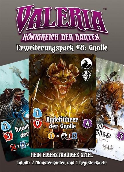 Valeria - Königreich der Karten: Erweiterungspack #8: Gnolle