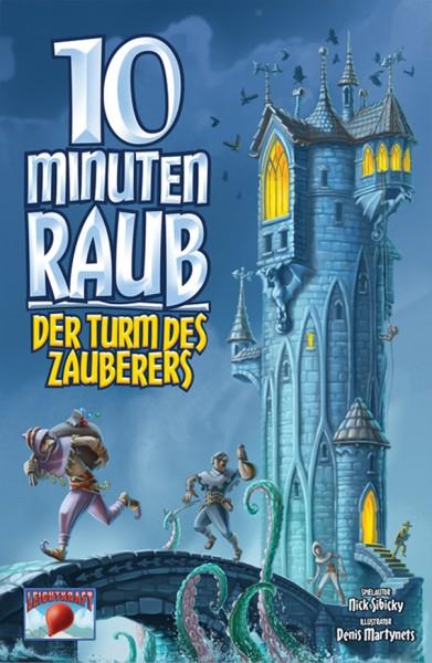 10 Minuten Raub - Der Turm des Zauberers
