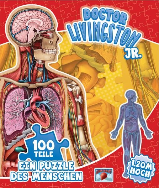 Junior-Anatomiepuzzle: Der Mensch