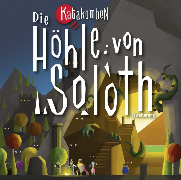 Katakomben: Die Höhle von Soloth