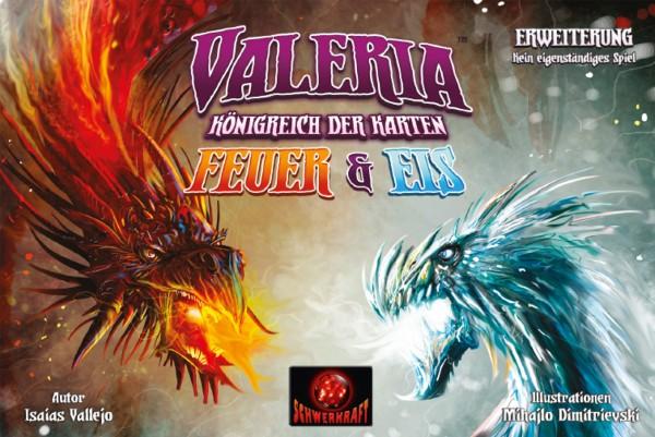 Valeria - Königreich der Karten: Feuer & Eis
