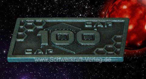 100er Sci-Fi-Spielgeld (10 Münzen)