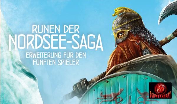 Runen der Nordsee-Saga: 5-Spieler-Erweiterung