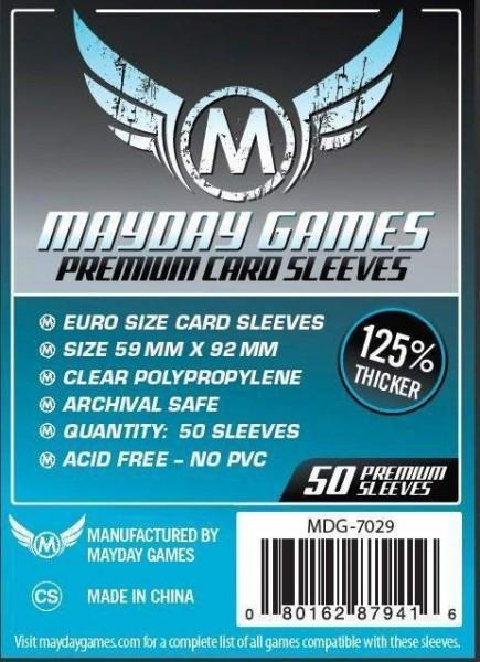 Mayday Premium Euro Game Size