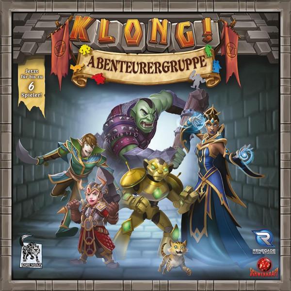 Klong!: Abenteurergruppe