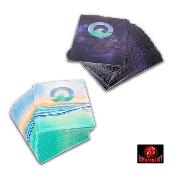 Ozeane: Kartenhüllen