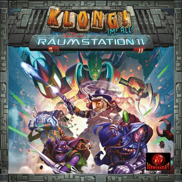 Klong! Im! All!: Raumstation 11