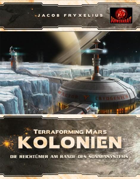 Terraforming Mars: Kolonien