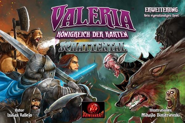 Valeria - Königreich der Karten: Schattental