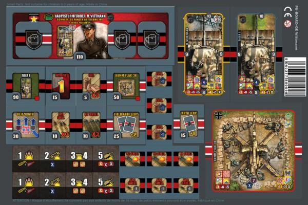 Helden der Normandie: Panzerkommandant Wittmann