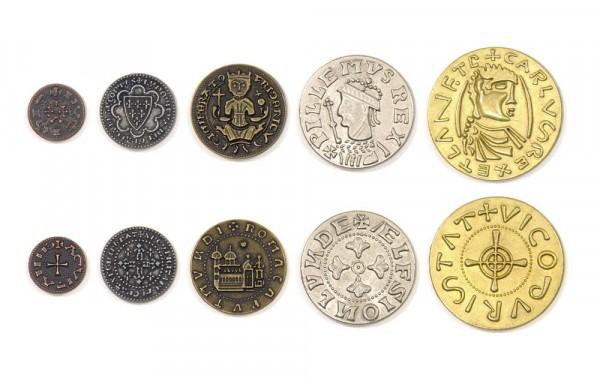 Mittelalter-Spielgeld