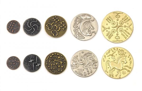 Keltisches Spielgeld