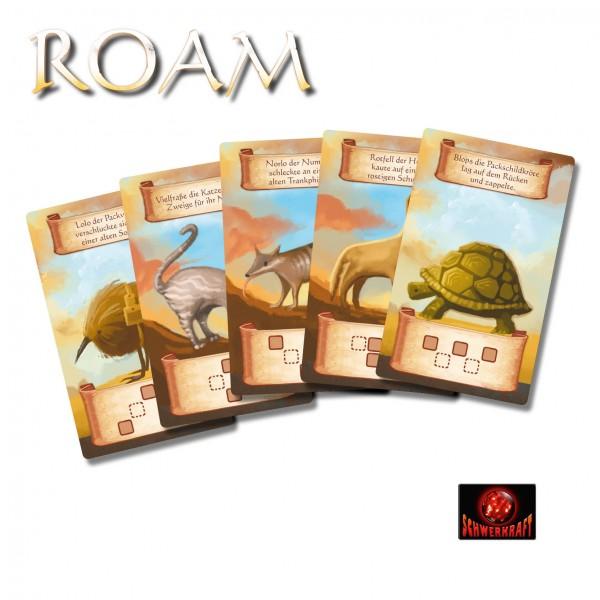 Roam - Verloren in Arzium: Mini-Erweiterung