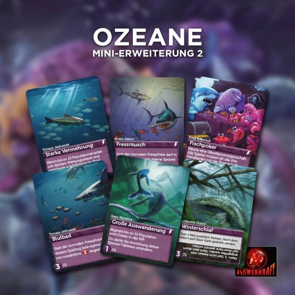 Ozeane: Mini-Erweiterung 2