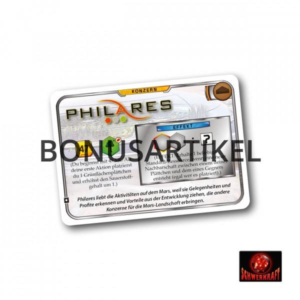 Terraforming Mars: Philares