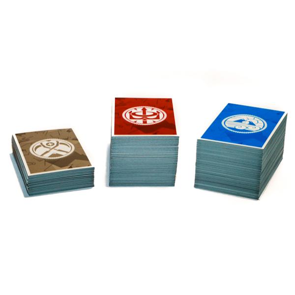 Gipfel: Kartenhüllen